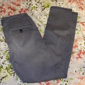 American Eagle Chino Skinny Pants